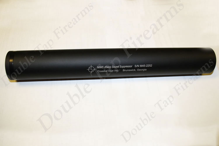 MMS 45acp Sound Suppressor