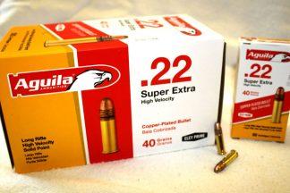 aguilla 22lr copper 2927