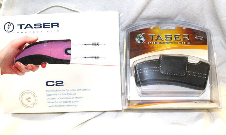 c2 taser 2924
